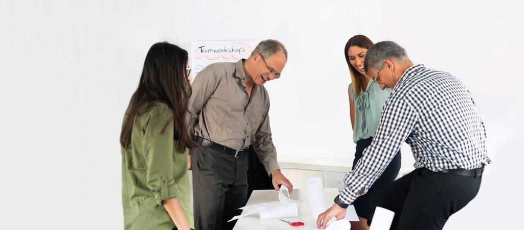 Teamentwicklung - Kostadinowa-Consulting